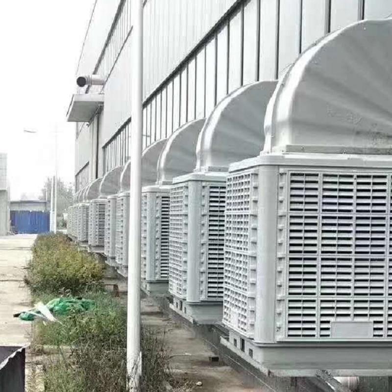 奉化冷风机案例展示
