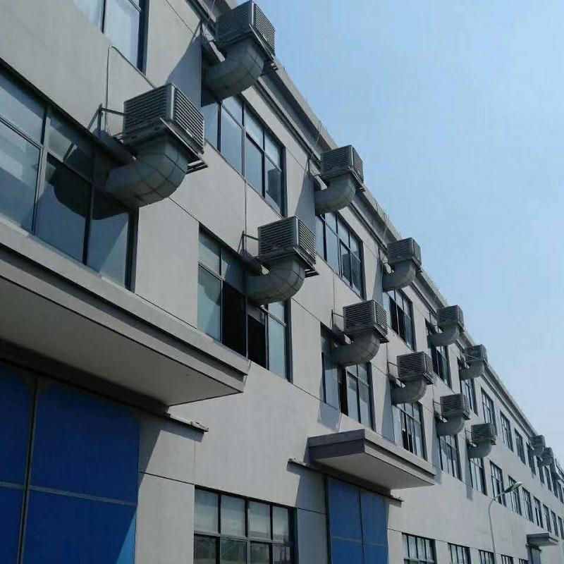 宁波环保空调安装案例